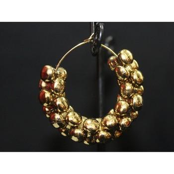 Glittering Gold Balis