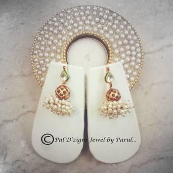 Pankhuri Thappa Earing-E