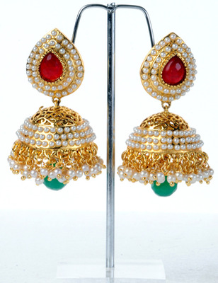 Ethnic Traditional Dull Earring
