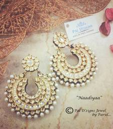 Buy Naadiyaa danglers-drop online