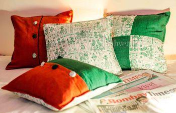 Warli Cushions