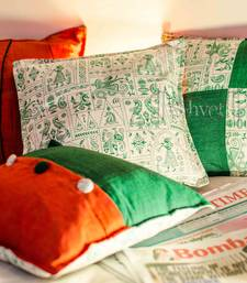 Buy Warli Cushions pillow-cover online