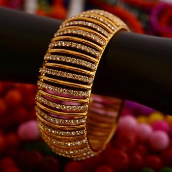 AD stone bangle