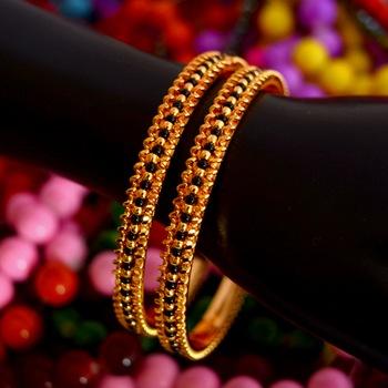 Golden bangles #30
