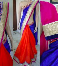 Buy forever saree chanderi-saree online