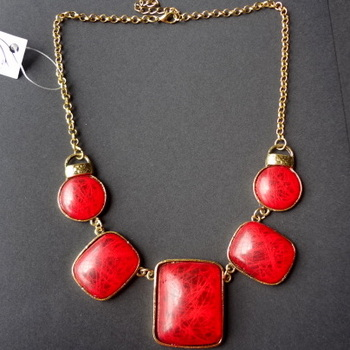 red resin statement