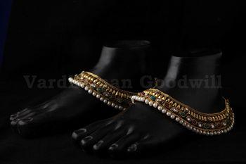 rich royal payal / anklets vgpl 120