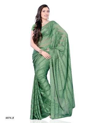 Dainty Casual Wear Saree from DIVA FASHION- Surat