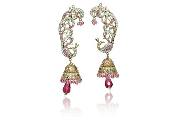 Get high on fashion with trendy earrings