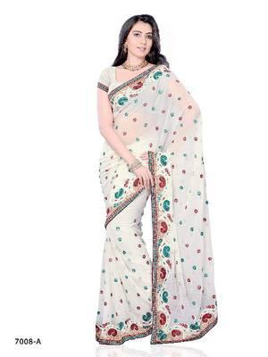 Celestial Designer Saree by DIVA FASHION- Surat