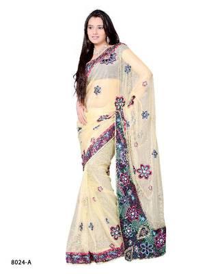 Captivating bollywood style Designer Saree by DIVA FASHION- Surat