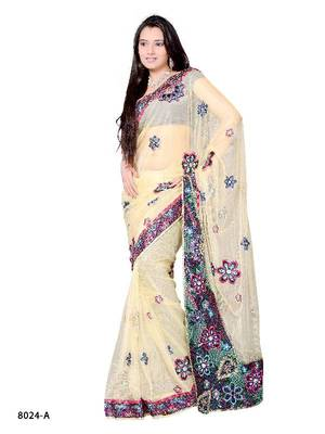 Captivating bollywood style Designer Saree by DIVA FASHION- Surat