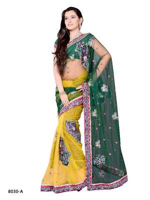 Enthralling bollywood style Designer Saree by DIVA FASHION- Surat