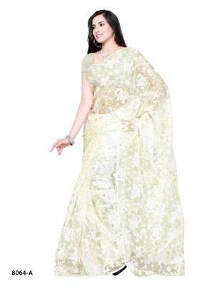 Florid Designer Saree by DIVA FASHION- Surat