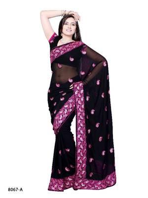 Bewitching Designer Saree by DIVA FASHION- Surat