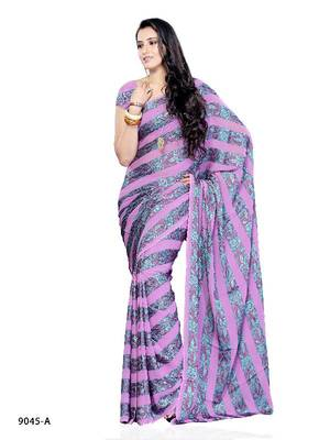 Dainty Festival/Casual Wear Saree from DIVA FASHION- Surat