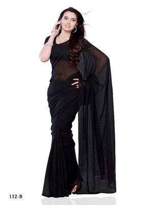 Comely Casual/partywear saree by DIVA FASHION- Surat