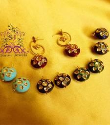 Kundan Meena changeable Earrings shop online