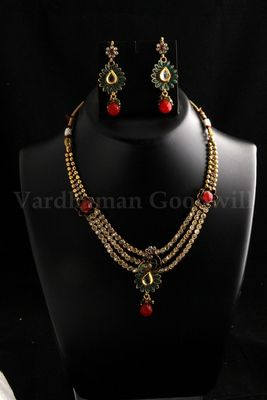 antic jewellery collection