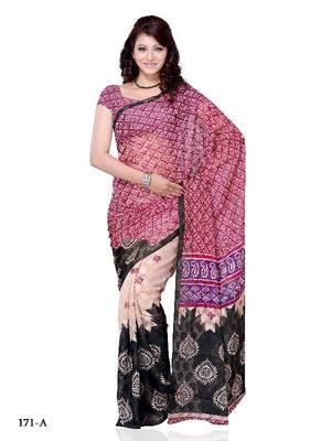 Enchanting Festival/Party Wear Designer Saree by DIVA FASHION- Surat