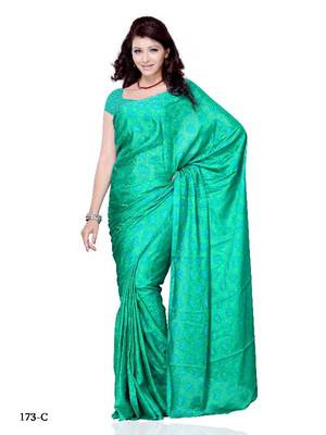 Scintillating Festival/Party Wear Designer Saree by DIVA FASHION- Surat