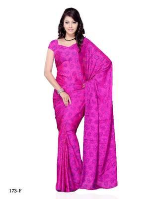 Scintillating Festival/Party Wear Designer Saree by DIVA FASHION- Surat
