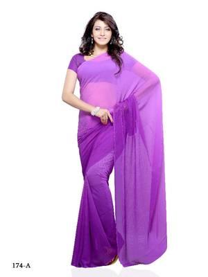 Angelic Festival/Party Wear Designer Saree by DIVA FASHION- Surat