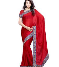 Buy Conspicuous Festival/Party Wear Designer Saree by DIVA FASHION- Surat men-shoe online