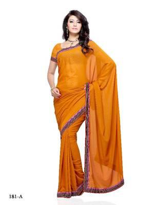 Alluring Festival/Party Wear Designer Saree by DIVA FASHION- Surat