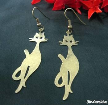 Metal_Cat_Earrings