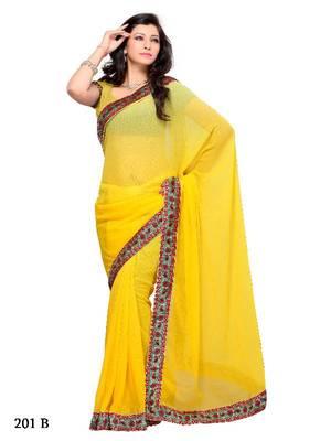 Sedating Festival/Party Wear Designer Saree by DIVA FASHION -Surat