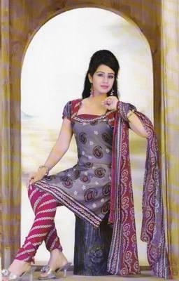 Dress Material Crepe Designer Printed Unstitched Salwar Kameez suit D.No. Z3016