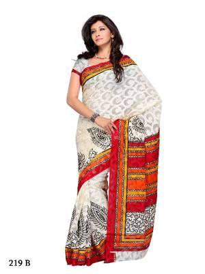 Circean Festival/Party Wear Fancy Saree by DIVA FASHION- Surat