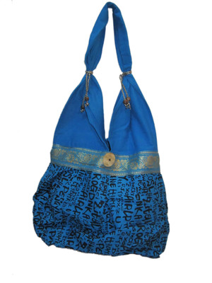 handcrafted canwash hand bag