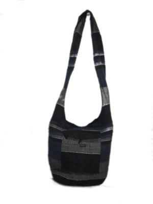 handcrafted khadi hand bag