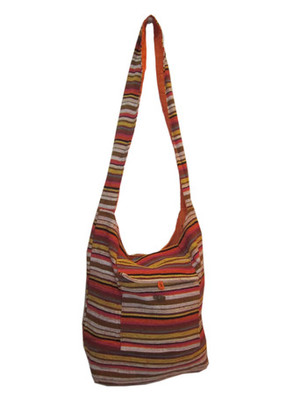 Handcrafted patchwork hand bag