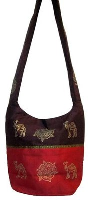 handcrafted jhola bag