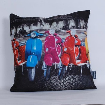 Scooters Cushion Cover