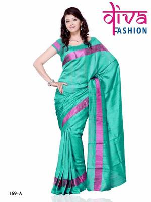 Gleaming Party/Festival wear saree by DIVA FASHION- Surat