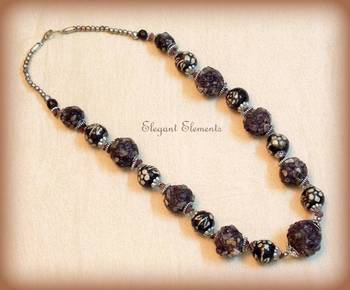 Hot selling!!! chic and dainty colored stone necklace