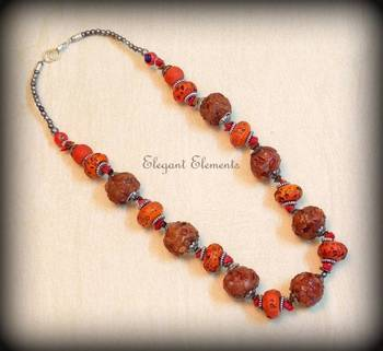 BEST DEAL!!! chic and dainty colored stone necklace
