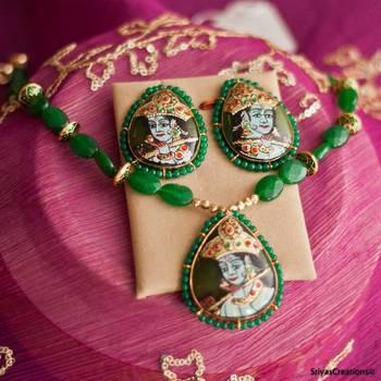 Green Krishna