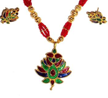 Handmade Indian Assamese Jewellery Zethi