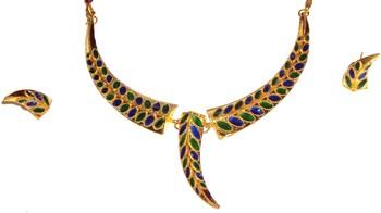 Indian Assamese Jewellery Pepa Dhansira