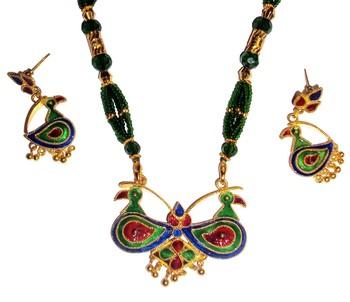 Indian Assamese Jewellery Lokaparo