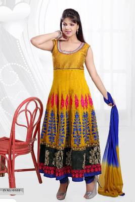 Bollywood Partywear Exclusive Dress 49