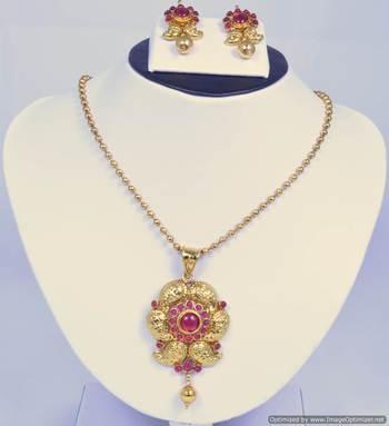 Diwali Collection Necklace Set 2