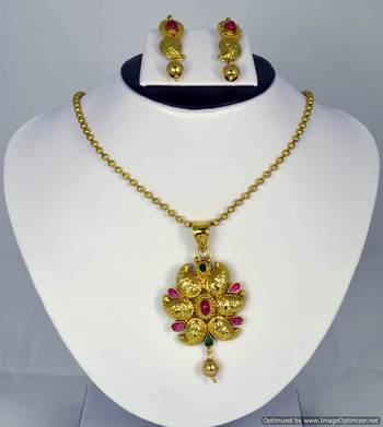 Diwali Collection Necklace Set 12
