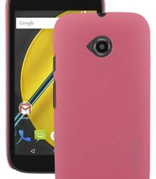 Buy Hard Back Cover for Motorola Moto E  (2st Gen) phone-case online