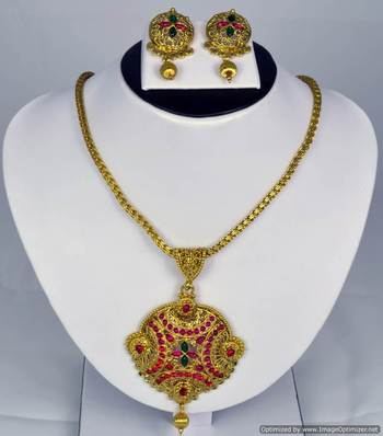 Diwali Collection Necklace Set 32
